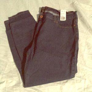 Forever 21+ jeans!